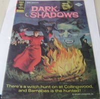 Dark Shadows 1969 Gold Key NO.30 GOOD CONDITION!!!!