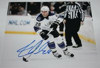 JARRETT STOLL SIGNED 8X10 PHOTO LOS ANGELES KINGS COA