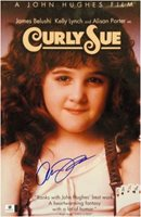 Alisan Porter Signed Autographed 10x15 Photo Curly Sue The Voice JSA T59338