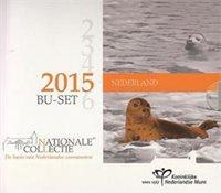 2015 Netherlands 8-Coin Standard EURO BU Set