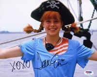 Tami Erin SIGNED 8x10 Photo Adventures of Pippi Longstocking PSA/DNA AUTOGRAPHED
