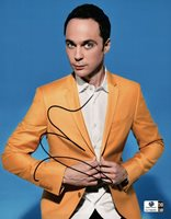 Jim Parsons Signed Autographed 8X10 Photo Big Bang Theory Sheldon GV796858