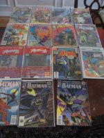 COLLECTION OF 15 BATMAN AND ROBIN COMICS- LOT 13