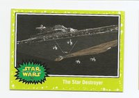 2016 STAR WARS JOURNEY TO THE FORCE AWAKENS JABBAS GREEN SLIME #102 DESTROYER