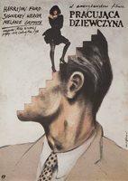 Working Girl 1990 Polish B1 Poster