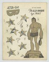 Alter Ego (Fanzine) 4 VG- 3.5