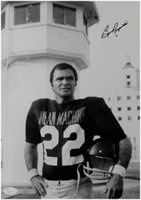 Burt Reynolds Hand Signed autographed 10x14 Photo Longest Yard JSA COA