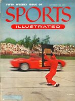 Sports Illustrated Issue #5, September 13, 1954, Excellent Condition*