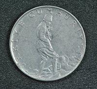 1960 TURKEY 2 1/2 LIRA, VF