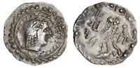 Arabia, Sabaeans and Himyarites, (c. first century BC), AR Unit...