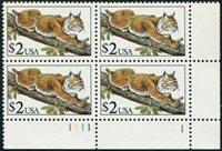 U.S. #2482 $2 Bobcat