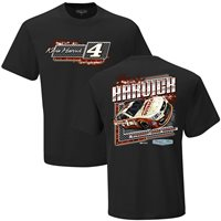 Kevin Harvick 2016 Checkered Flag Sports #4 Outback Ignition Tee FREE SHIP!