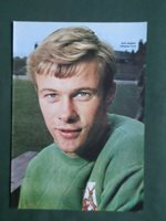 PETER GRUMMITT - NOTTINGHAM FOREST FOOTBALL PLAYER -1 PAGE PICTURE CLIPPING