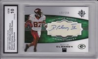 Clowney, 2007 Ultimate Collection, ROOKIE!!! AUTOGRAPH!!!, 123/250 Limited