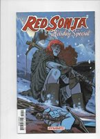 RED SONJA HOLIDAY Special #1, NM, She-Devil, Wizards, 2018, more RS in store