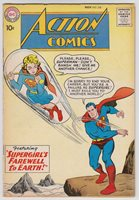 L7390: Action Comics #258, Vol 1, F/F+ Condition