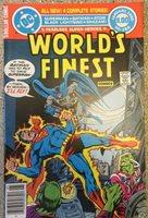 "World's Finest Comics #260 "" 5 Fearless Super Heroes "" 1980 DC comics"