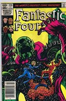 Fantastic Four #256 ORIGINAL Vintage 1983 Marvel Comics