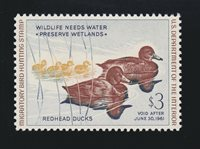 US RW27 $3 Federal Duck Stamp Mint w/ PSE Cert Graded 90 XF OG NH SMQ $175
