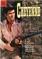 CHEYENNE / Issue #9 VG Dell
