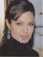 Angelina Jolie Signed Autograph Sexy 8x10 Photo With COA PJ 1(Item ID: 401527767942)