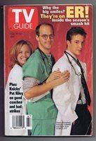 ORIGINAL Vintage November 19, 1994 TV Guide No Label ER Anthony Edwards Wyle