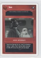 Sense DS Played SWCCG Star Wars CCG Premiere Unlimited WB