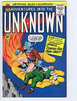 Adventures into the Unknown #163 ACG 1966
