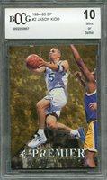 1994-95 sp #2 JASON KIDD dallas mavericks rookie card BGS BCCG 10