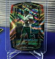 2020 Select Club Level TRI COLOR Die Cut PRIZM- RC CHASE CLAYPOOL Steelers #270