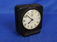 "UWQ-0272-JEG WWII Westclox ""Waralarm"" Alarm Clock"