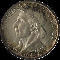 1935/34-D Boone Commem Half Dollar NGC MS67 Great Eye Appeal Nice Strike