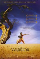 THE WARRIOR Movie POSTER 27x40 Irfan Khan Puru Chibber Aino Annuddin Manoj