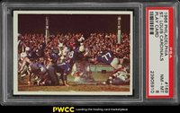 1966 Philadelphia SETBREAK St. Louis Cardinals PLAY CARD #169 PSA 8 NM-MT (PWCC)