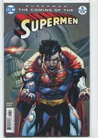 Superman # 6 of 6 NM The Coming Of The Supermen DC Comics MD9