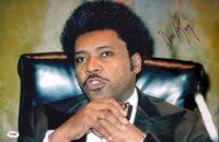 Don King Autographed 12x18 Photo PSA/DNA #T14534Don King Autographed 12x18 Photo PSA/DNA #T14534