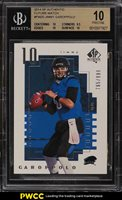 2014 SP Authentic Future Watch Jimmy Garoppolo ROOKIE RC /999 BGS 10 (PWCC)