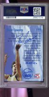 1995 Signature Rookies Dave Cowens AUTO Autograph Graded Card PSA PSA/DNA 10