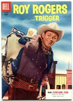 Roy Rogers #94 1955- Dell Western comic F/VF   Comic Books - Golden Age, Dell, Roy Rogers, Westerns
