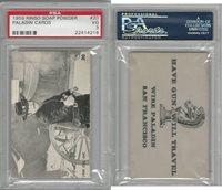 F373 Rinso Soap, Paladin Trading Cards, 1959, #20, PSA 3 VG