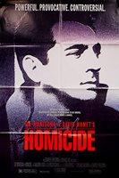 Homicide 1991 U.S. One Sheet Poster