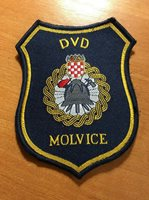 CROATIA PATCH FIRE FIREFIGHTER DVD MOLVICE - ORIGINAL!