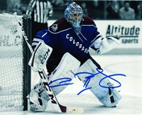 SEMYON VARLAMOV SIGNED 8X10 PHOTO AVALANCHE COA