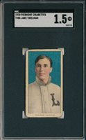 1910 T206 PIEDMONT CIGARETTES - JAKE THIELMAN - SGC 1.5 FR (SVSC) - CENTERED!