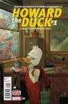 Howard the Duck (2015 mini series) #1 (1st print) very fine