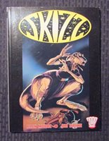 2002 SKIZZ by Alan Moore & Jim Baikie SC VF/NM Titan UK 2000 AD