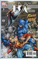JSA Classified 2005 series # 9 near mint comic book