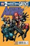 Secret Avengers #22 Near Mint +