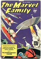Marvel Family #47 1950- Captain Marvel- Fawcett Golden Age G   Comic Books - Golden Age, Superhero
