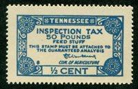 SRS TN FE73a 1933-37 1/2c dark blue mint, VF